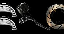 Bremse und Ersatzteile