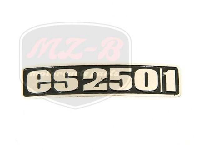 MZ/ES 250/1 ABZEICHEN