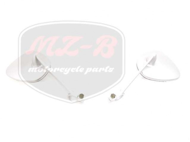 MZ/ES 250/2 MOTORRADSPIEGEL PAAR /TROPHY/