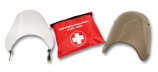 Fahrzeugplane, Plexi, Erste-Hilfe-Ausrüstung