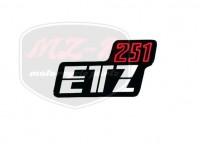 ETZ 251 KLEBEFOLIE 251