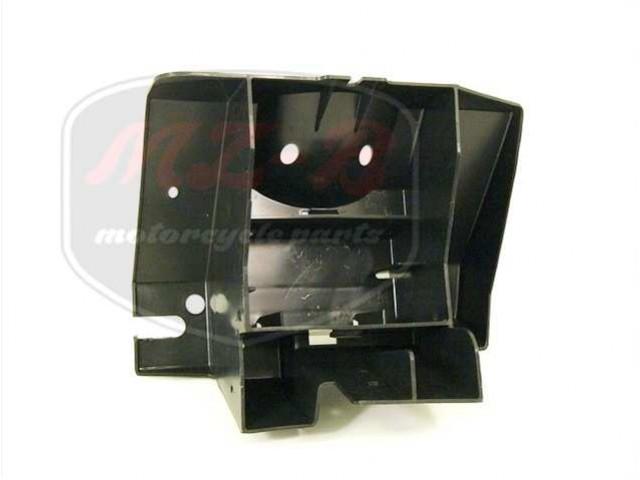JAWA 350 12V BATTERIETRAGER PLASTIC /639-640/