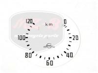 PANNÓNIA TL TACHOSCHEIBE /120 KM/H/