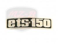 MZ/ETS 150 ABZEICHEN
